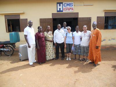 Togo: centro medico di Tohouédéhoué