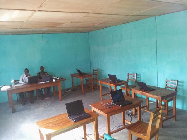 aula inf. togo